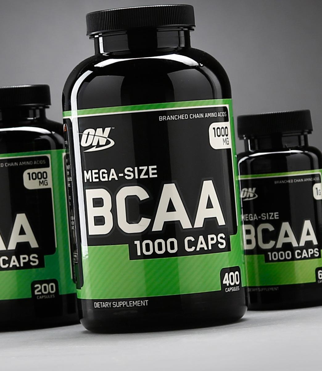 bcaa 1000 caps optimum nutrition 400 капсул купить