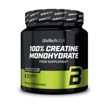 Biotech 100% Creatine Monohydrate 0,5 кг (банка)