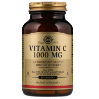 Solgar Vitamin C 1000 mg 90 таблеток