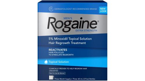 Сравнение миноксидила Rogaine и Kirkland