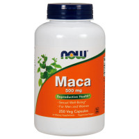 Now Maca 500 Mg 250 капсул