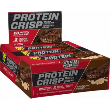 BSN Protein Crisp Bar 12 батончиков по 56 грамм