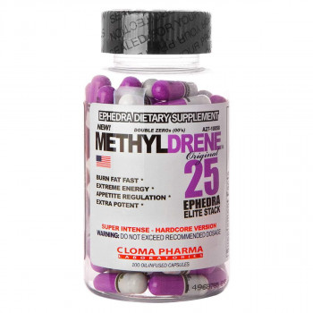 Methyldrene Elite 25 от Cloma Pharma