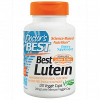 Doctor's Best Lutein 10 mg 120 капсул