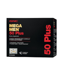 GNC Mega Men® 50 Plus Vitapak® Program 30 пакетов