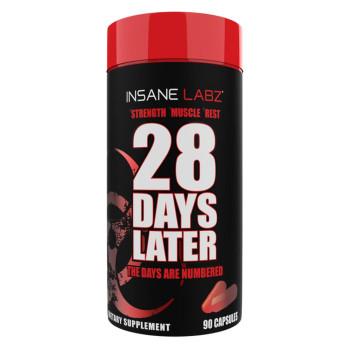 Insane Labz 28 Days Later 90 капсул (тесто бустер)