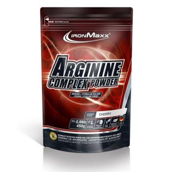 IronMaxx Arginine Complex Powder 450 грамм (Айронмакс аргинин)