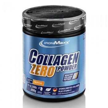 IronMaxx Collagen Powder Zero 250 грамм (Айронмакс коллаген)