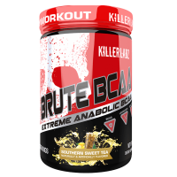 Killer Labz Brute BCAA 60 порций (С лаксогенином)