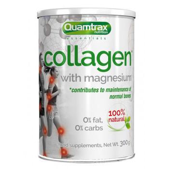 Коллаген Quamtrax Nutrition Collagen с гиалуроновой кислотой 300 грамм