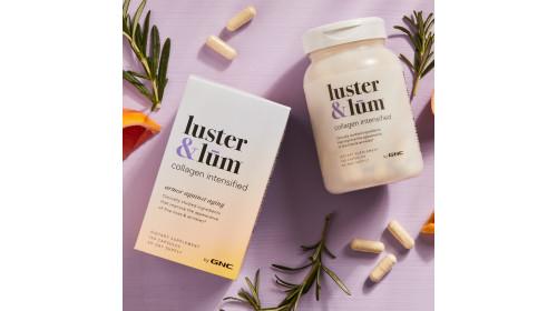 GNC создал женский бренд для красоты и здоровья Lustre & Lum