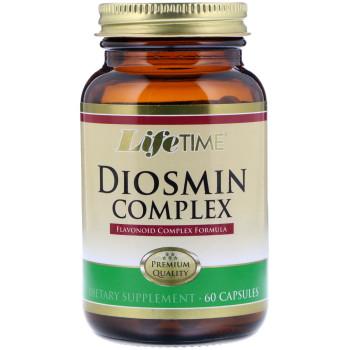 Life Time Diosmin Complex 60 капсул (Диосмин)