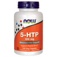Now 5-HTP 100 mg 120 капсул