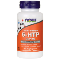 Now 5-HTP 200 mg 60 капсул