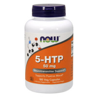 Now 5-HTP 50 mg 90 капсул