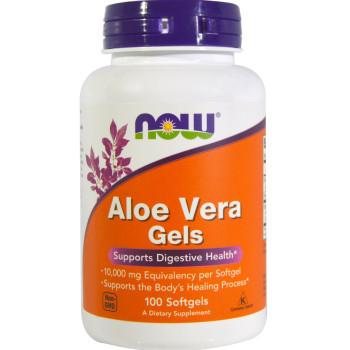 Now Aloe Vera 5000 mg 100 Softgel