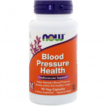 Now Blood Pressure Health 90 капсул