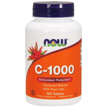 Now C-1000 100 таблеток