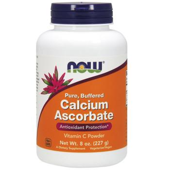 Now Calcium Ascorbate 227 грамм