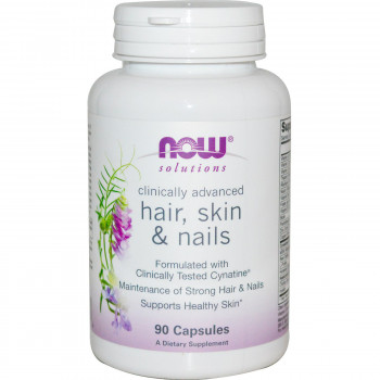 Now Hair, Skin & Nails 90 капсул