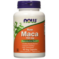 Now Maca 750 Mg 90 капсул