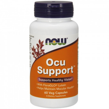 Now Ocu Support 60 капсул