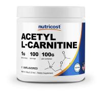 Nutricost USA Acetyl L-Carnitine 100 грамм