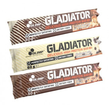 Olimp Gladiator Bar 15 шт х 60 грамм