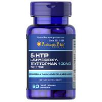Puritan's Pride 5-HTP 100 mg (Griffonia Simplicifolia) 60 капсул