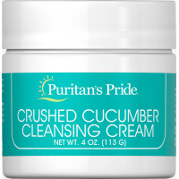 Puritan's Pride Crushed Cucumber Cleansing Cream 113 грамм (Огуречный крем)