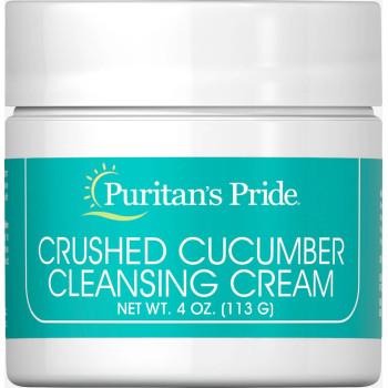 Puritan's Pride Crushed Cucumber Cleansing Cream 113 грамм (Огуречный крем)
