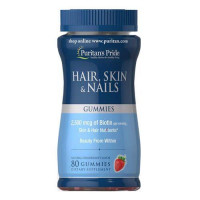 Puritan's Pride Hair Skin and Nails Gummies 80 конфет