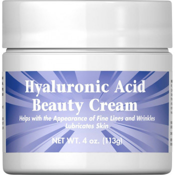 Puritan's Pride Hyaluronic Acid Beauty Cream 113 грамм