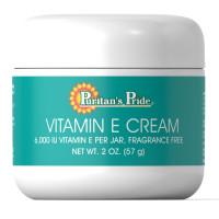 Puritan's Pride Vitamin E Cream 6000 IU 57 грамм