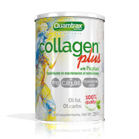 Коллаген Quamtrax Nutrition Collagen Plus with Peptan® 350 грамм
