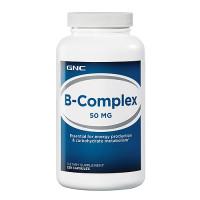GNC B-complex 50 100 капсул