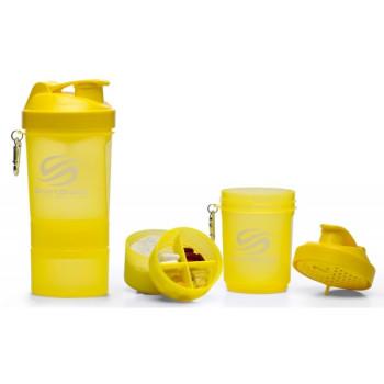 Шейкер SmartShake Neon 400 мл (желтый)