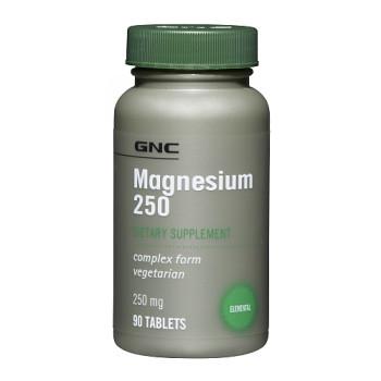 GNC Magnesium 250 120 таблеток