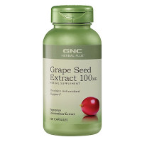 GNC Grape Seed Extract 100 mg 100 капсул