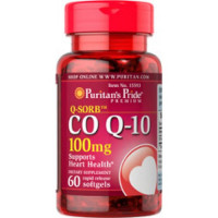 Puritan`s Pride Co Q-10 400 mg 120 капсул