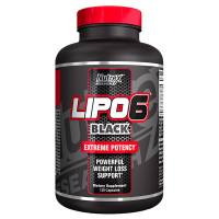 Nutrex Lipo-6 Black 240 капсул