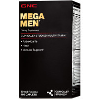 GNC Mega Men 180 таблеток