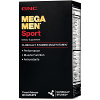GNC Mega Men Sport 90 таблеток