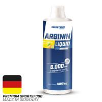 Energybody L-Arginine Liquid  XXL 1 литр (Енерджи Боди Жидкий Аргинин)
