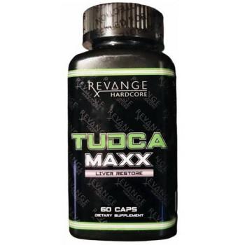 Revange Hardcore Tudca Maxx 60 капсул (Гепатопротектор)