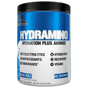 EVLution Nutrition HYDRAMINO® 60 порций (Электролиты + Аминокислоты)