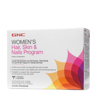 GNC Hair Skin & Nails Program 30 пакетиков