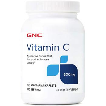 GNC Vitamin C 500 250 таблеток