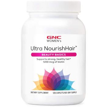 GNC Womens Ultra Nourish Hair 120 таблеток