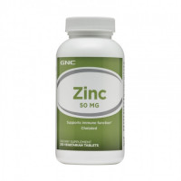 GNC Zinc 50 250 таблеток